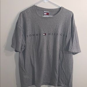 Vintage Men's Tommy Hilfiger shirt